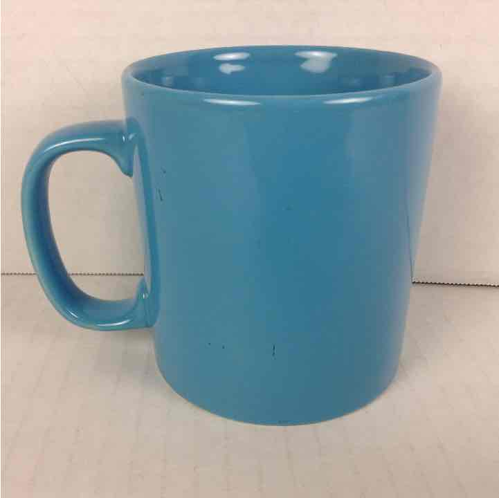 Light Blue Coffee Cup Mug