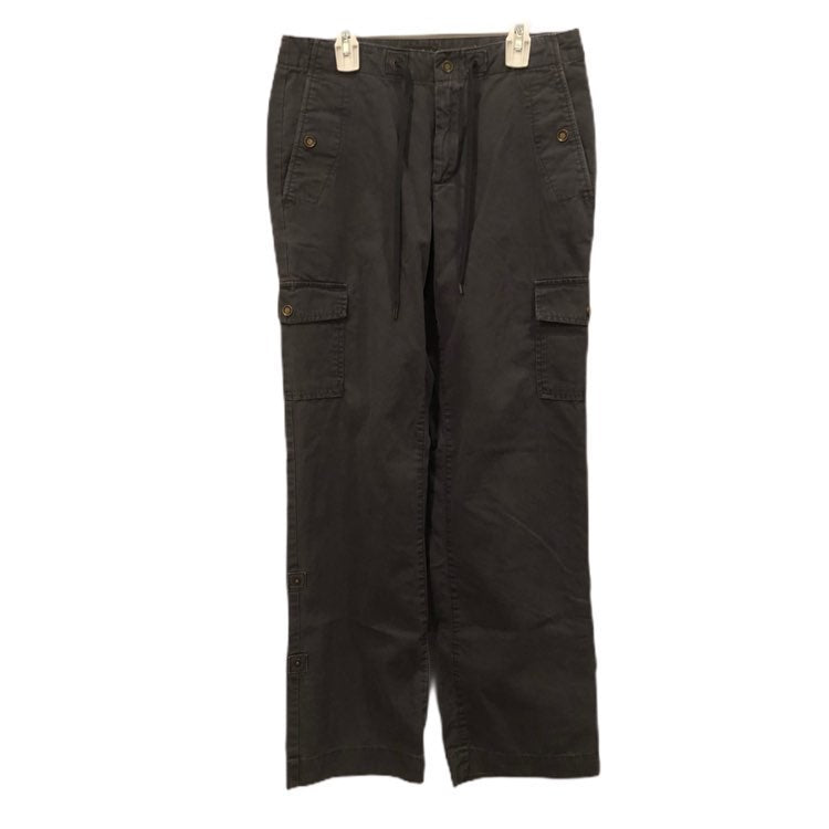 Eddie Bauer Womens Mercer Fit Convertible Capri Cuffed Cargo Pants