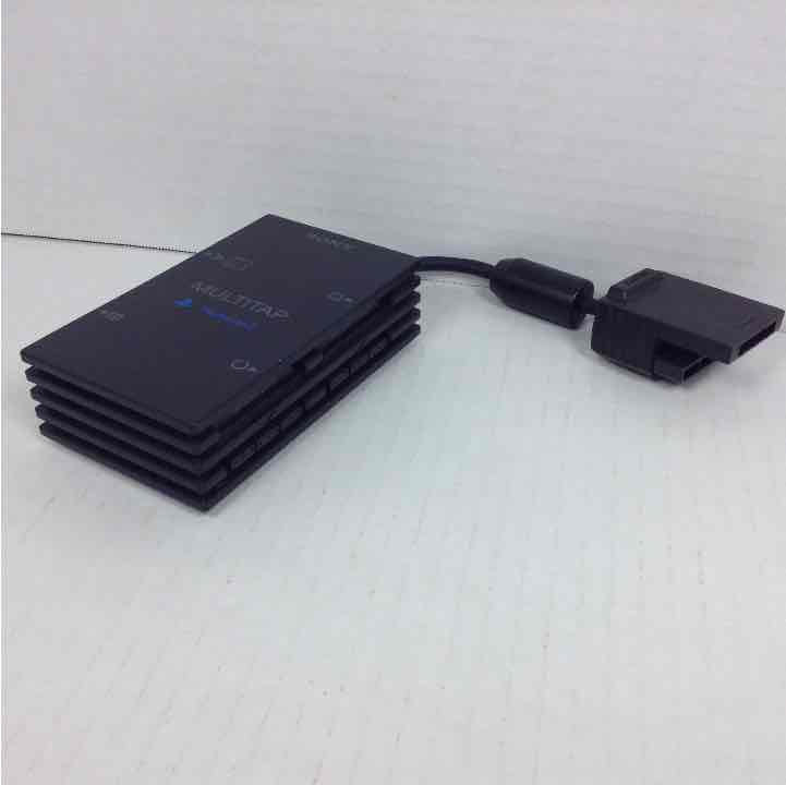 Sony Playstation 2 PS2 Multitap 4 Controller Adapter Original OEM