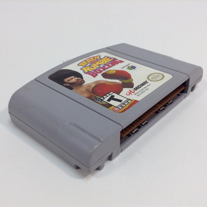 Ready 2 Rumble Boxing Nintendo 64 N64