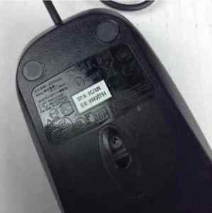 Dell USB Optical Wired Mouse MO56UOA OCJ339