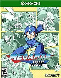 Megaman Legacy Collection Microsoft Xbox One