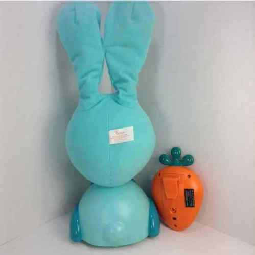 Quaps JOJO Hide & Seek Bunny Rabbit & Carrot Remote Toy