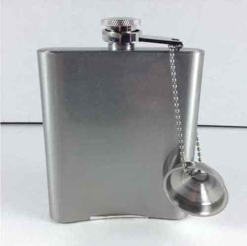 New Spoontiques Elvis Flask w/ Funnel