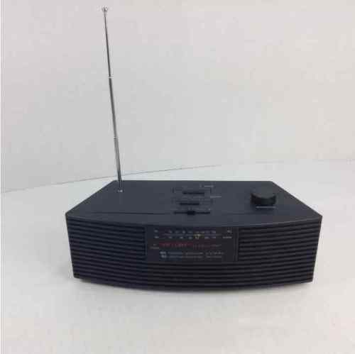 The Curve By Suntone Black Portable AM/FM Radio Receiver ELEC9900