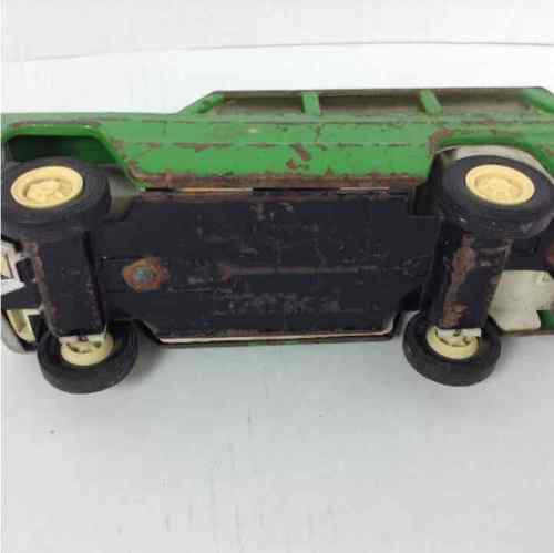 Tonka Jeep Wagoneer Green Toy Vehicle