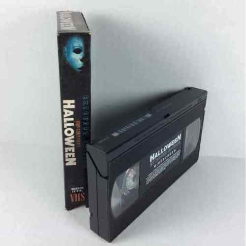 John Carpenters Halloween 1978 Extended Edition Horror SV11711 VHS Video Tape