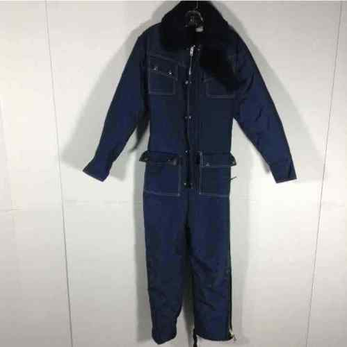 Walls Blizzard Pruf Insulated Outerwear Blue Snowsuit