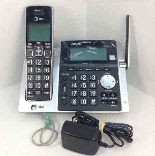 AT&T Wireless Phone & Base Handset System CL83463
