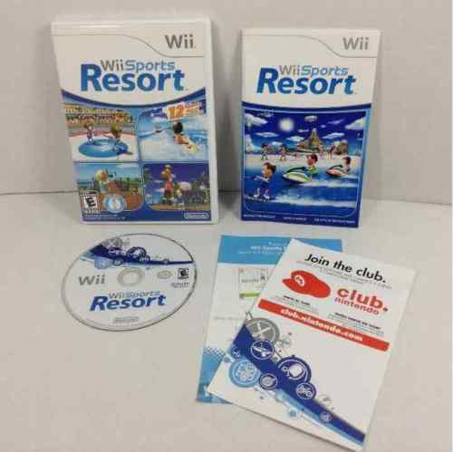 Wii Sports Resort Nintendo Wii Complete