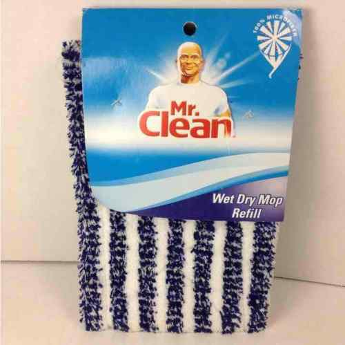 New Mr. Clean Wet Dry Mop Refill