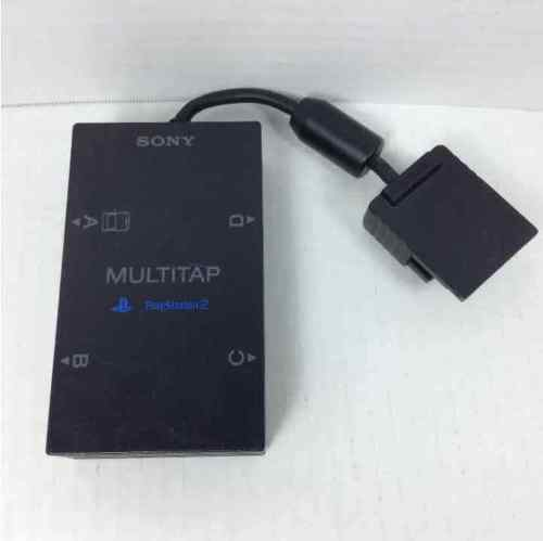 OEM Sony Playstation 2 PS2 Multitap 4 Controller Adapter Original
