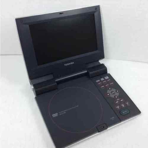 "Toshiba SD-P1400 Portable DVD Player 7"" - UNTESTED"
