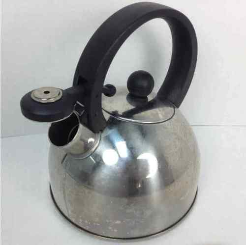 Copco Stainless Steel Whistling Tea Pot Kettle