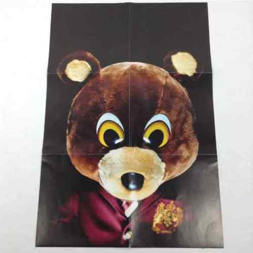 Kanye West Late Registration Poster 10x14