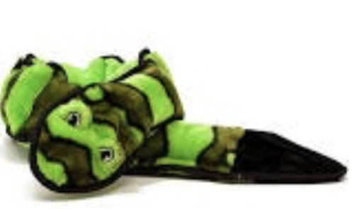 "New PetLou 26"" Reliable Snake - Tough Durable Squeak Dog Toy Treat Floats #01423"
