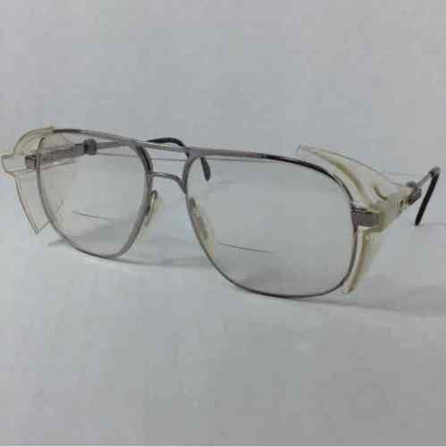Titmus Safety Eye Glasses with Side Protectors