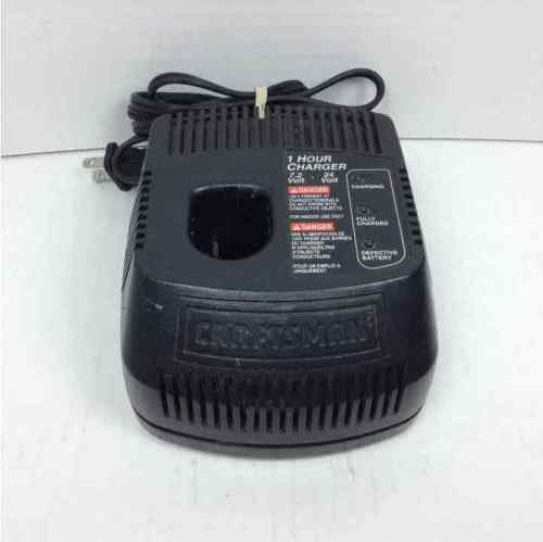 Craftsman 7.2 Volt to 24 Volt Charger