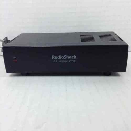 Radio Shack RF Modulator # 15-1214