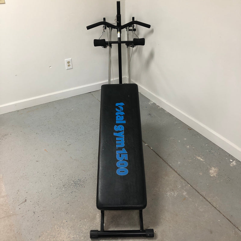 Total Gym 1500 Workout Exercise Bench