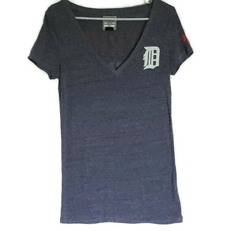 Victoria Secret Pink Detroit Tigers Womens TShirt