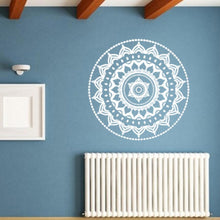Hipnotic gate (wall sticker)