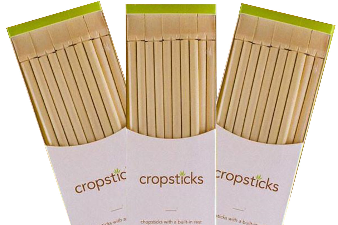 Cropsticks Retail 3-Pack - Unwrapped (75 pcs)