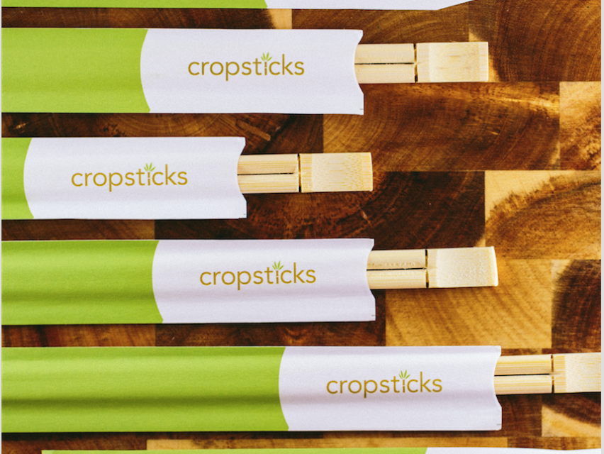 Cropsticks Case Restaurant Pack Wraps (2000 pcs)