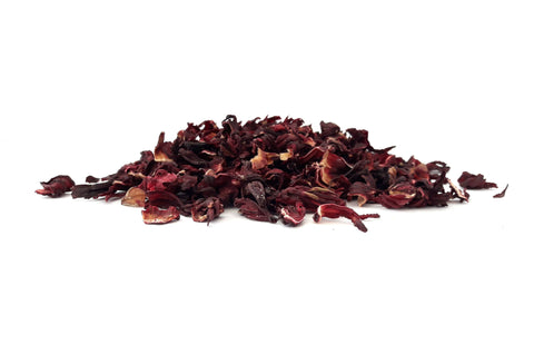 Hibiscus Flowers - Red,Dried Flowers,DGStoreUK