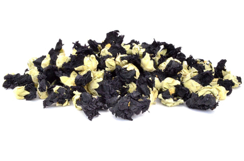 Hollyhock - Black Mallow,Dried Flowers,DGStoreUK