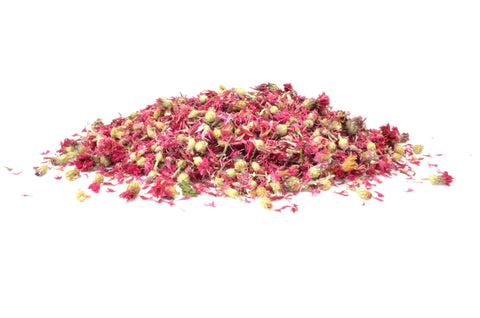 Pink Cornflowers,Dried Flowers,DGStoreUK