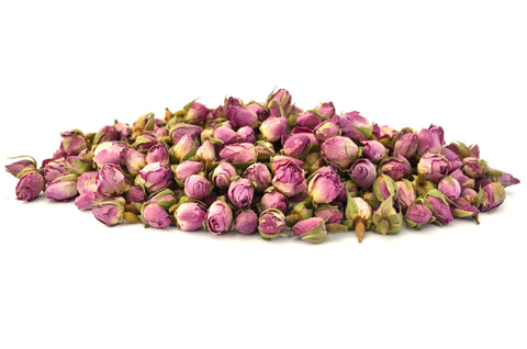 Pink Rose Buds,Dried Flowers,DGStoreUK