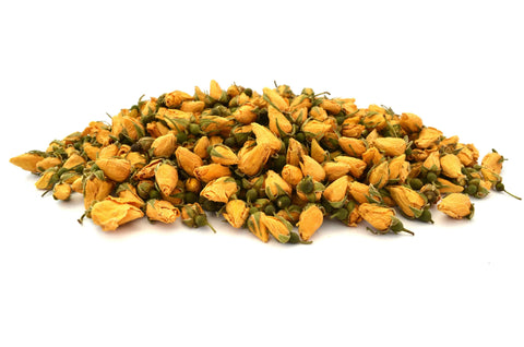 Yellow Rose Buds,Dried Flowers,DGStoreUK