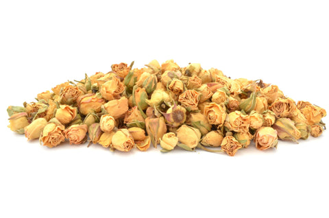 Ivory Rose Buds,Dried Flowers,DGStoreUK
