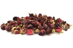 Red Rose Buds,Dried Flowers,DGStoreUK