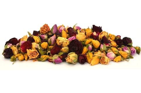 Rose Bud Mix,Dried Flowers,DGStoreUK