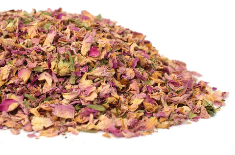 Damascus Rose Petals,Dried Flowers,DGStoreUK