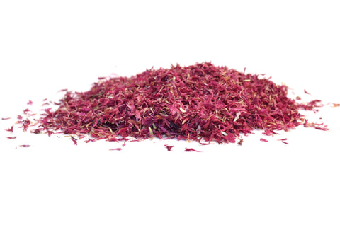 Pink Cornflower Petals Dried Flowers DGStoreUK