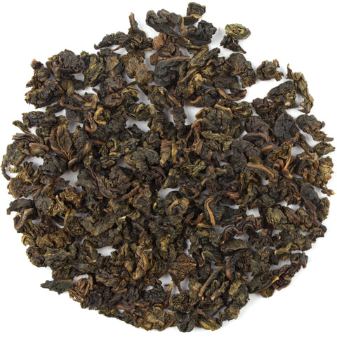 Black Dragon Oolong Tea - Loose Leaf Tea - DGStoreUK.com