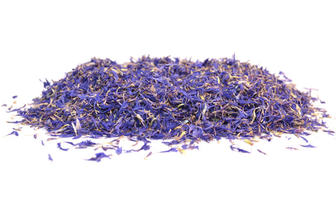 Blue Cornflower Petals - Dried Petals - DGStoreUK