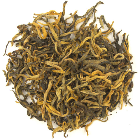 Yunnan Gold Bud Tips - Black Tea - Loose Leaf Tea - DGStoreUK.com