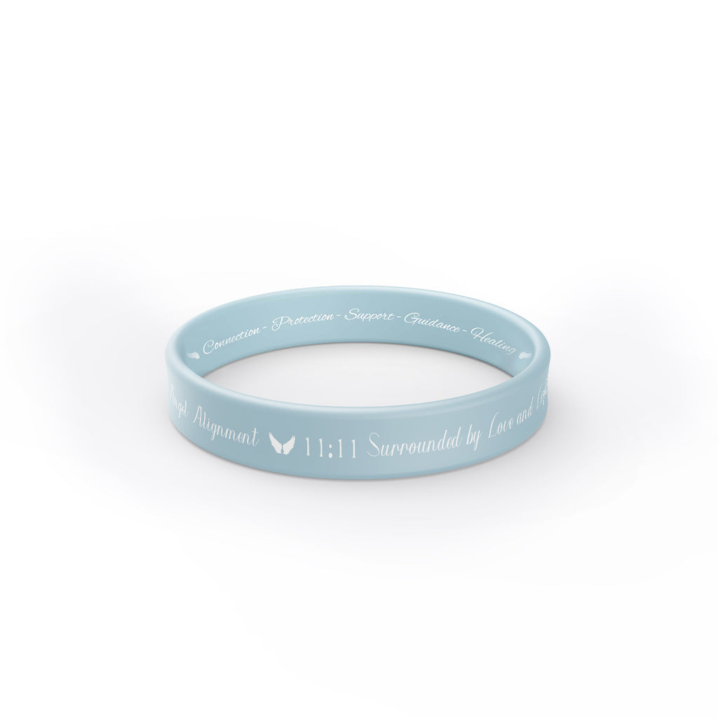 'Angel Alignment' Affirmation Energy Band