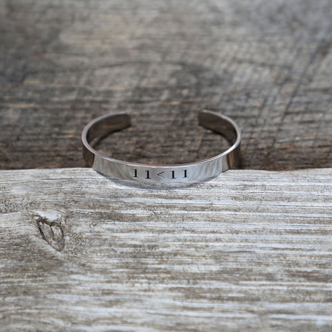 11:11 Love - Awakening Code Bangle