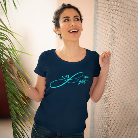 Organic Cotton Love & Light 11:11 Tee
