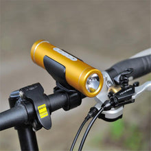 Leadbike  Multi-Function Bluetooth Speaker Mobile Bike Light Ultra-Bright Front LED USB Rechargeable Bicycle Light