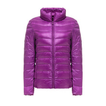 Women Ultra Light  Duck Down Coat