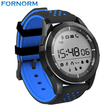 Fornorm Bluetooth Smartwatch Wearable Devices Waterproof Sport Watch Support Altimeter/Pedometer/Remote Camera for Android iOS