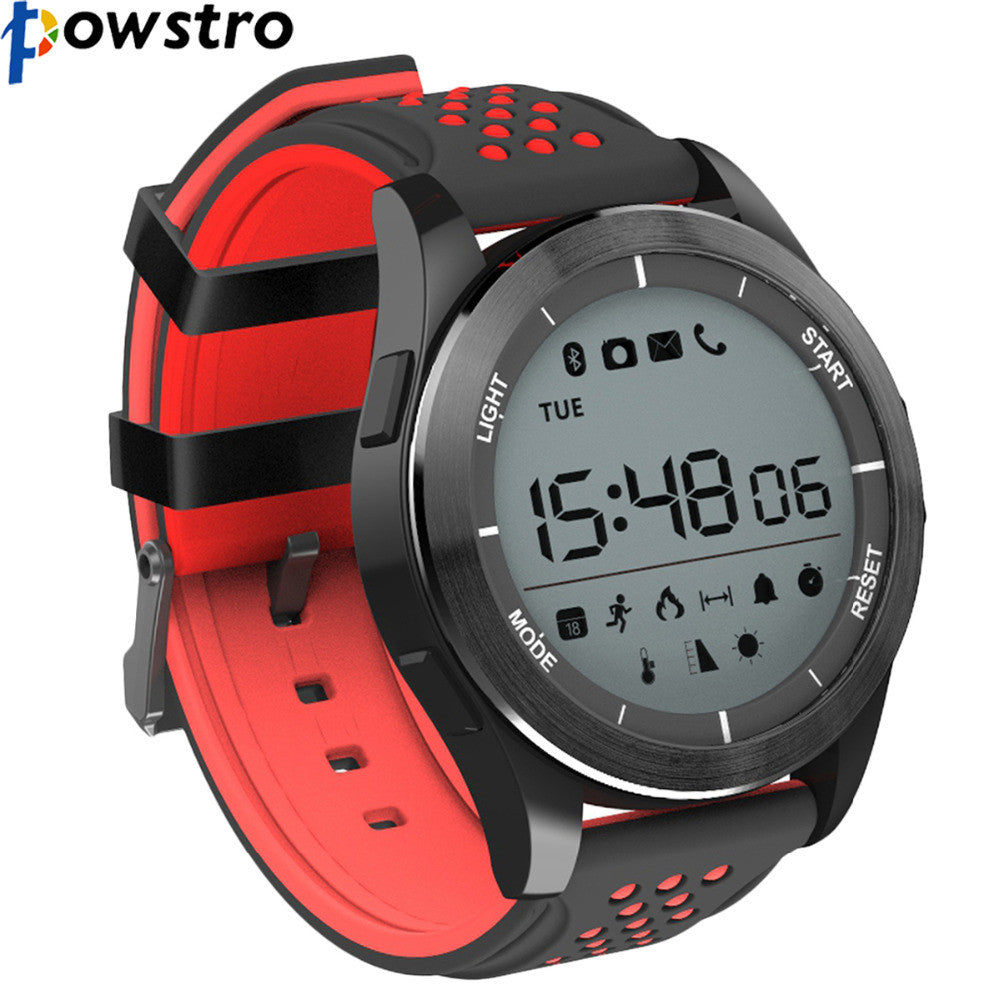 F3 Sport WristWatch Bluetooth Smart Watch IP68 Waterproof Remote Camera Anti-lost Pedometer Call Reminder for Android iOS iPhone