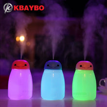 2017 NEW 400ml Air Humidifier Aroma Essential Oil Diffuser Aromatherapy USB Ultrasonic Mist Maker With 7 Color LED Night light