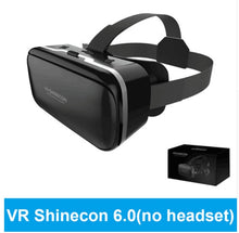 Original VR shinecon 6.0 headset version virtual reality